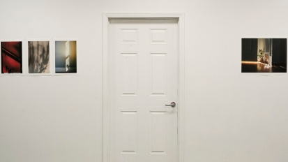 Installation View, Archival Inkjet Prints